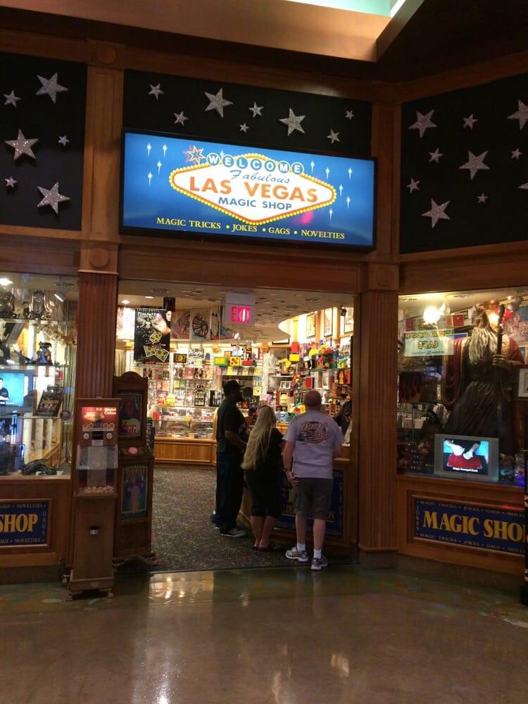Las Vegas Magic Shops