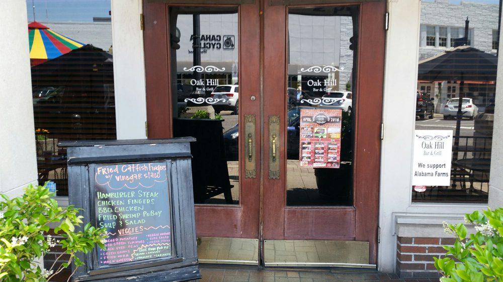 Oak Hill Bar & Grill: 2835 18th St S, Birmingham, AL