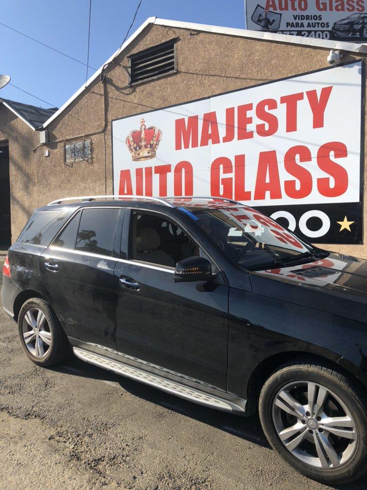 Majesty Auto Glass