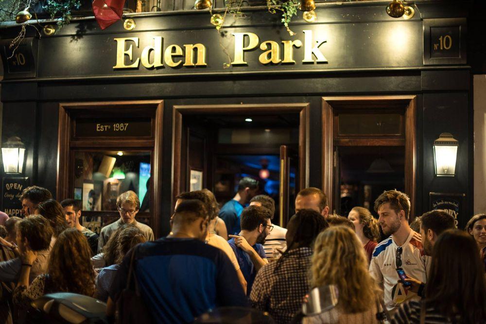 bc44d7d42e1ef Eden Park - 41 Photos & 14 Reviews - Sports Bars - 10 rue Princesse,  Saint-Germain-Des-Prés, Paris, France - Phone Number - Yelp