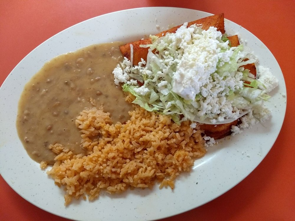 Jose's Mexican Restaurant: 112 Monroe St, Tahlequah, OK