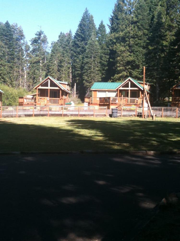 Cabins yelp for Hyatt lake cabins