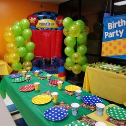 pump it up birthday party reviews