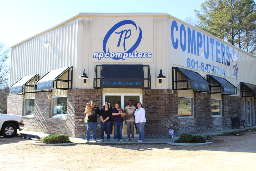 NP Computers: 2833 Simpson Hwy 49, Mendenhall, MS