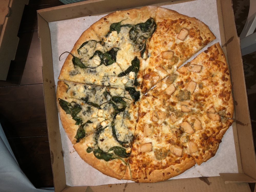 Food from Newport Pizza Company