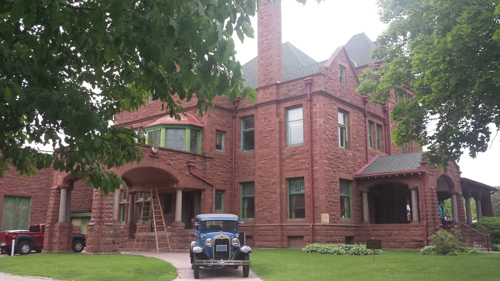 Al Ringling Mansion: 623 Broadway St, Baraboo, WI