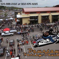 Downtown Harley-Davidson - CLOSED - 13 Reviews - Motorcycle Dealers