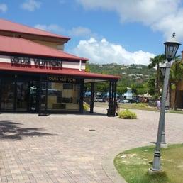 Centros comerciales en la isla virgen de St Thomas