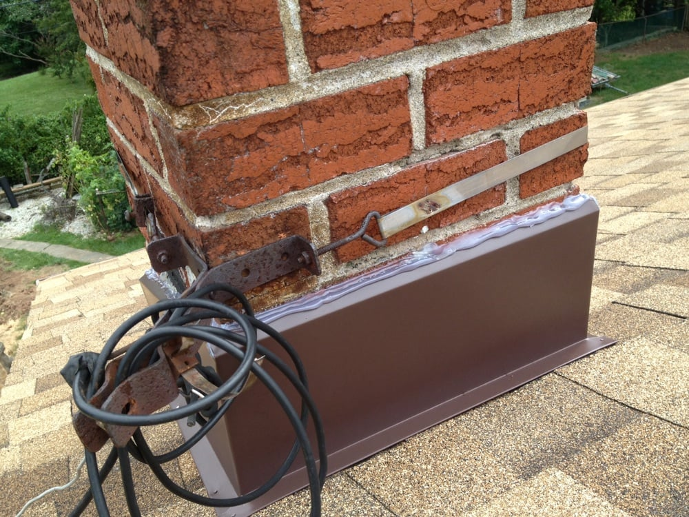 Is Your Chimney Leaking Give Us A Call It S Usually A