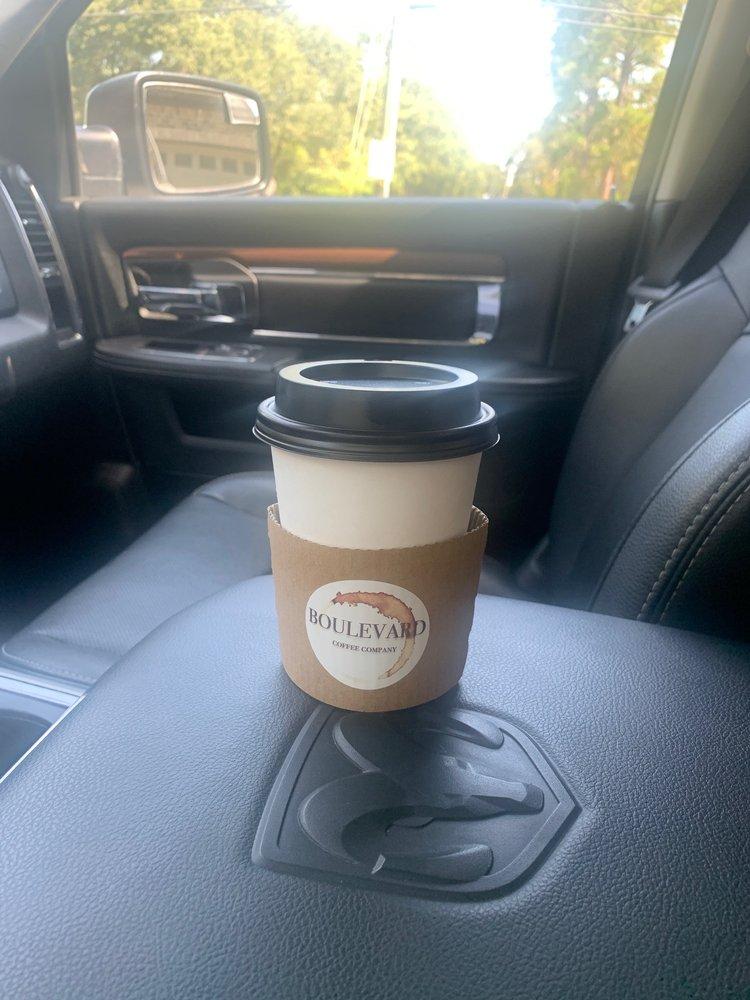 Boulevard Coffee Company: 4752 Rucker Blvd, Enterprise, AL