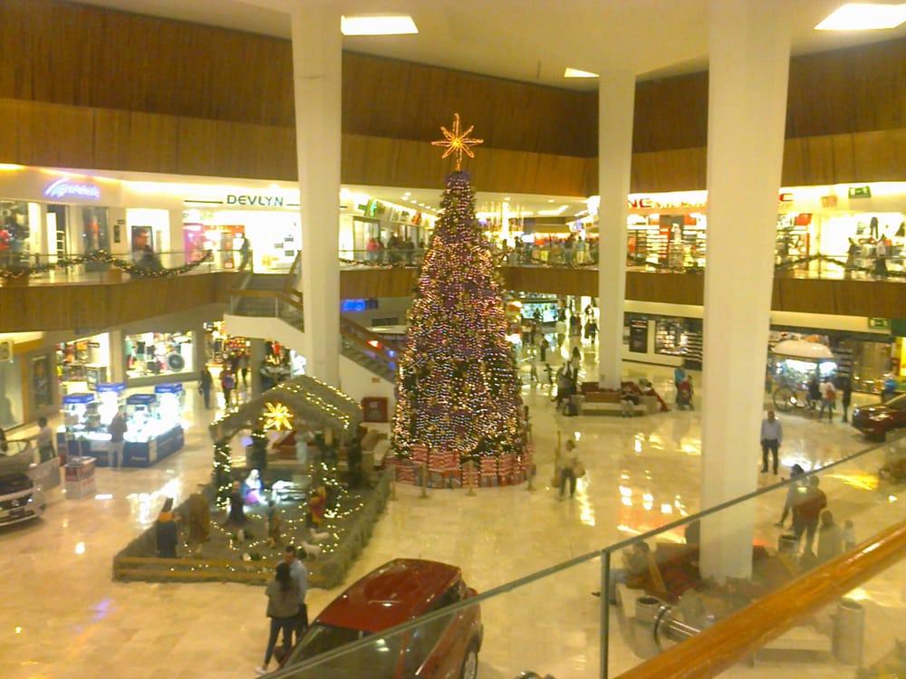 Photo Of Centro Comercial Plaza Patria Jalisco Mexico El Arbol De Navidad En
