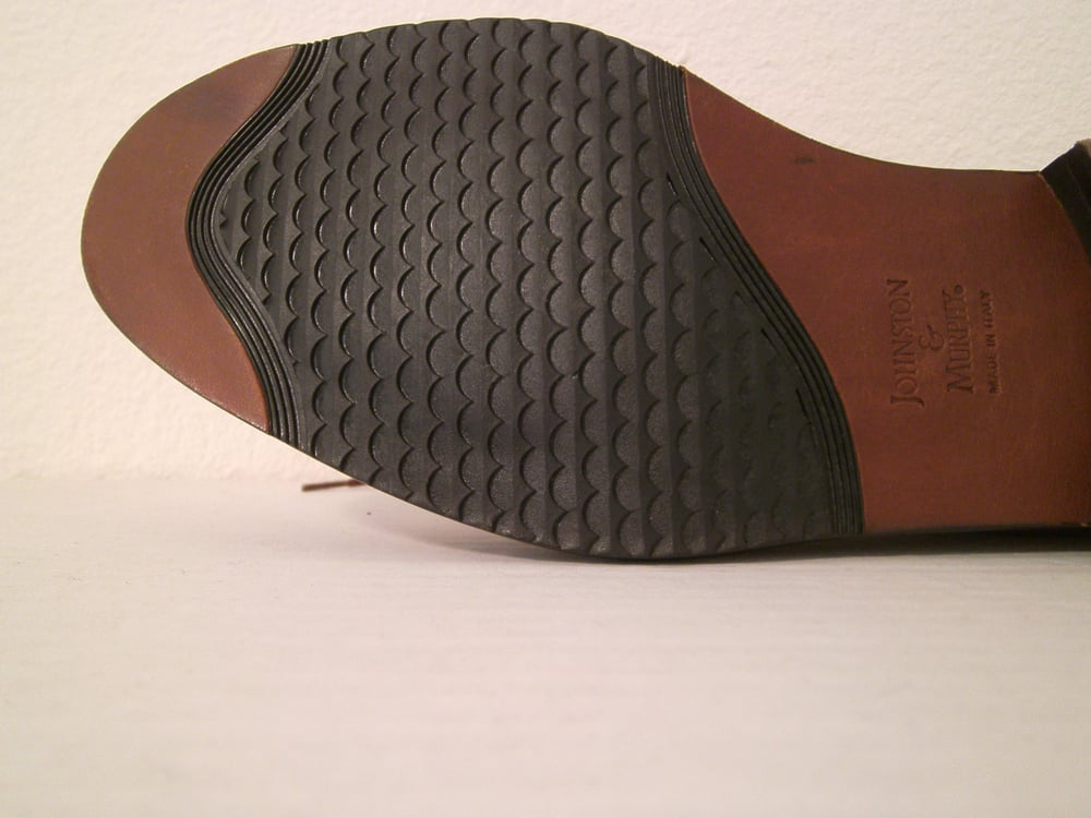 Photo Of Bottom Of Shoe Brand New Never Been Walked On