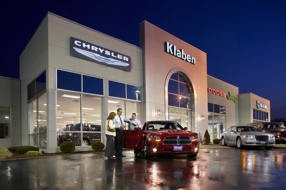 Klaben Chrysler Jeep Dodge Ram Auto Repair 1106 W Main
