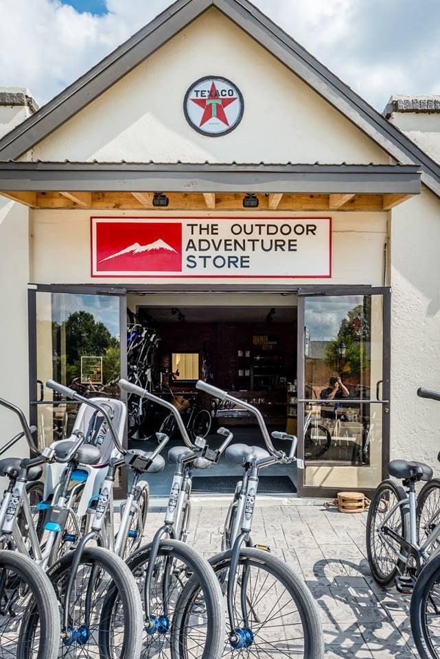 The Outdoor Adventure Store: 318 N Main St, Farmville, VA
