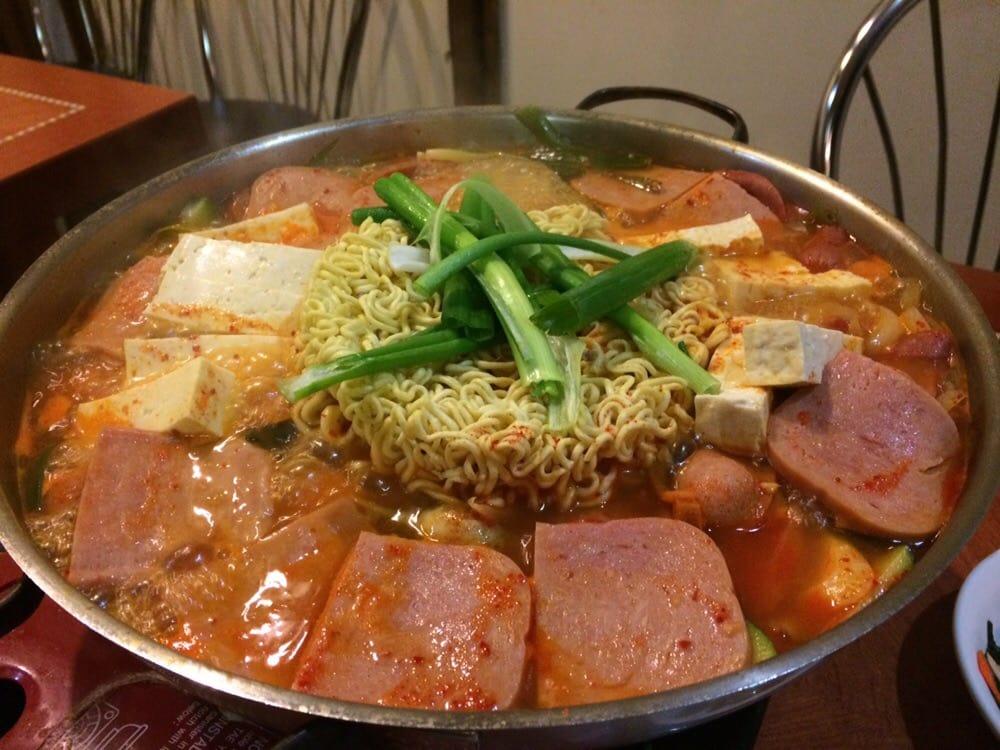 Jung Sung Korean Restaurant: 6443 Market St, Upper Darby, PA