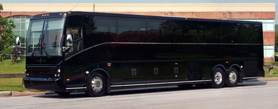 Livery Coach - Celebrity Worldwide Chauffeured Transportation