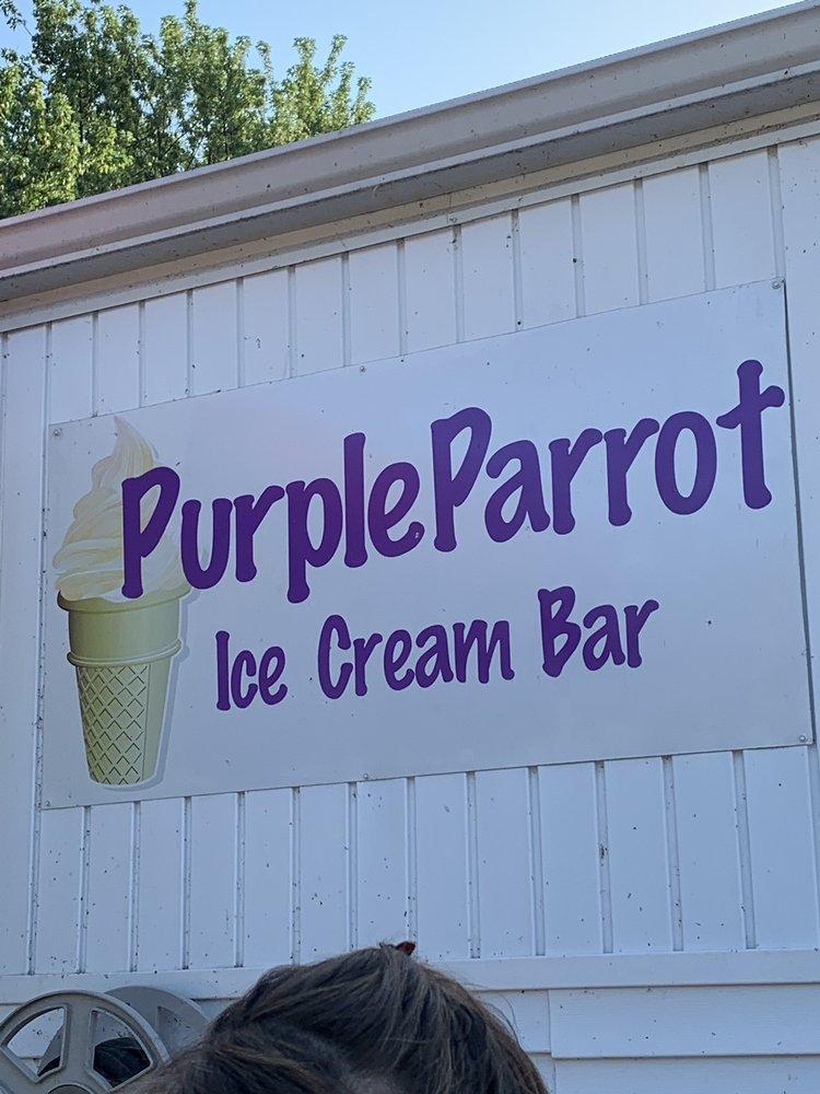 Purple Parrot: 1070 N Buck Rd State Rte 169, Marblehead, OH