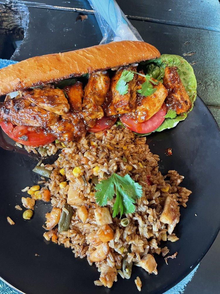 Island Girl Cafe: 115 S A Graham Blvd, Brundidge, AL