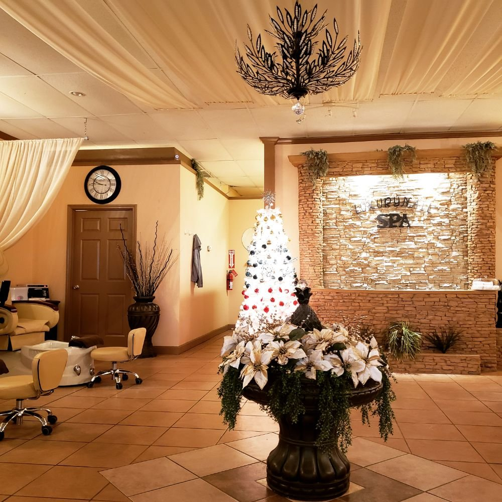 Luxury Nail and Spa: 111EAST May St, Winder, GA