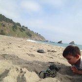 Photo Of Navarro Beach Campground Ca United States