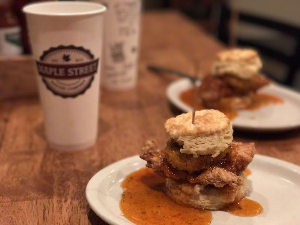 Maple Street Biscuit Company - San Marco: 2004 San Marco Blvd, Jacksonville, FL