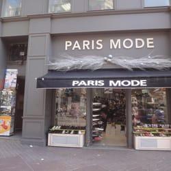 af257393108273 Paris Mode - Magasins de chaussures - 52 la Canebière, Noailles ...