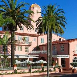 Photo Of La Valencia Hotel Jolla Ca United States