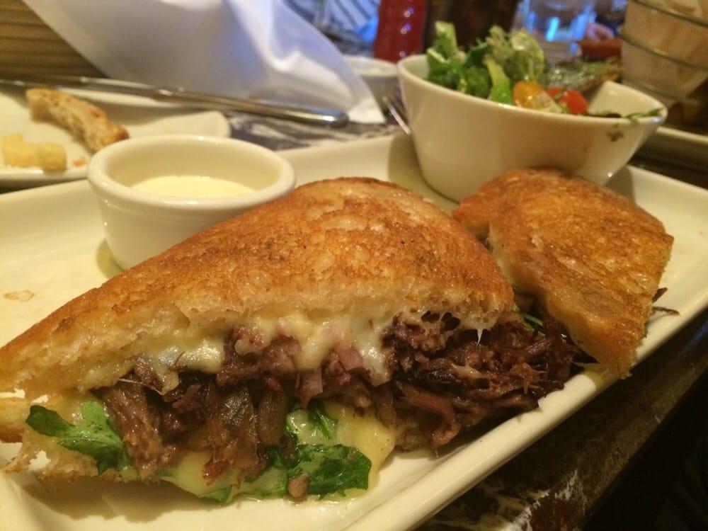 Short rib grilled cheese sandwich $13.50 - Yelp