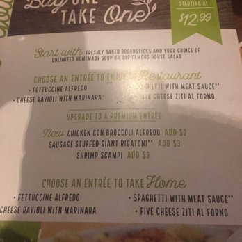 Olive Garden Italian Restaurant 89 Photos 99 Reviews Italian