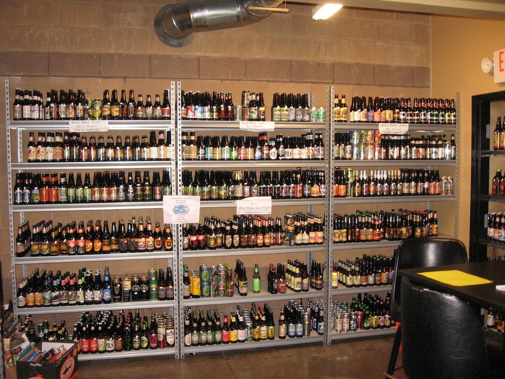 House of 1000 Beers: 357 Freeport St, New Kensington, PA