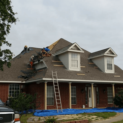 Photo Of Absolute Roofing U0026 Exteriors   Dallas, TX, United States