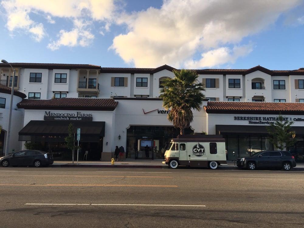 CVT truck on Ventura Blvd in Sherman Oaks - Yelp