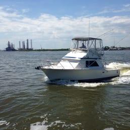 Deep sea fishing fishing 715 n holiday dr galveston for Galveston deep sea fishing charters