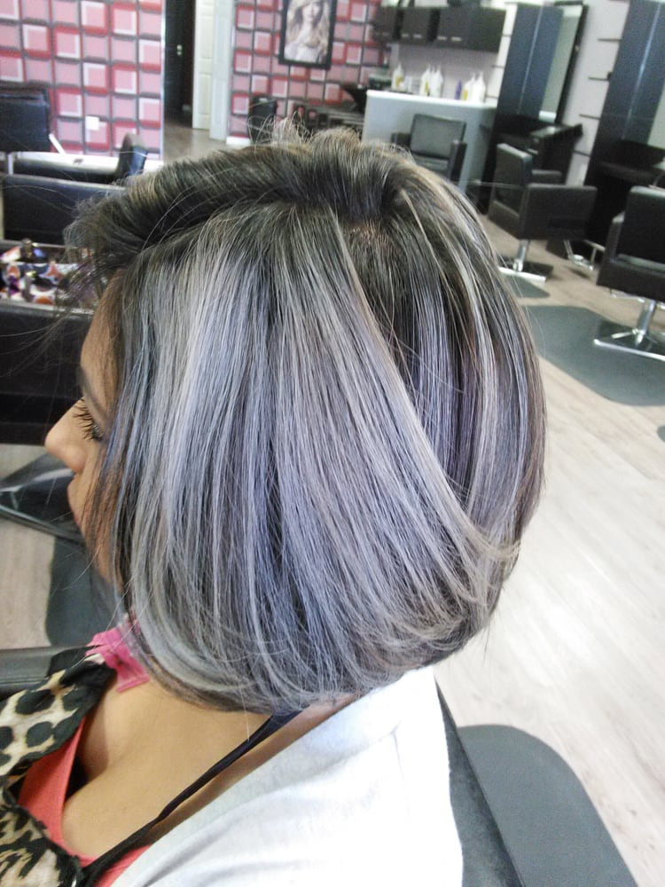 Grey Highlights By Mina Yelp