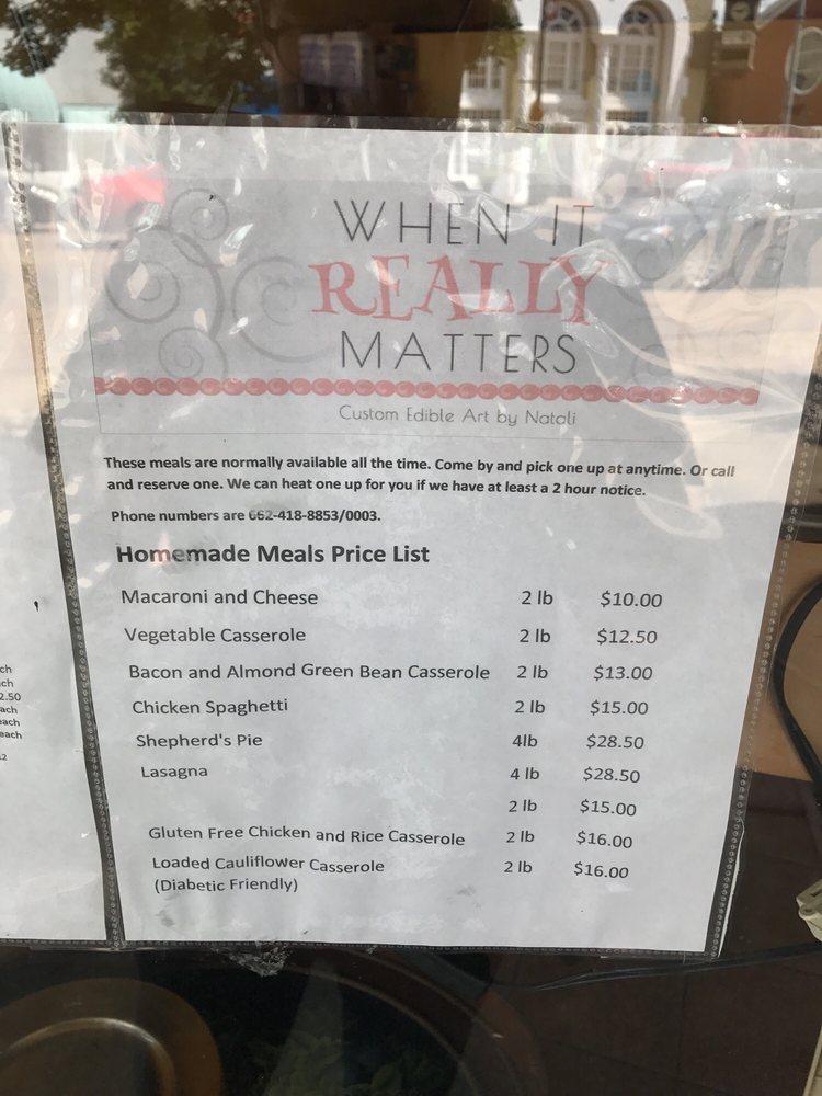 When It Really Matters: 16480 W Main St, Louisville, MS