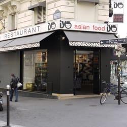 asian food cocina japonesa 92 rue lafayette strasbourg st denis bonne nouvelle paris val. Black Bedroom Furniture Sets. Home Design Ideas