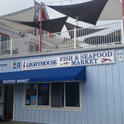 Lighthouse fish seafood market 13 fotos 17 beitr ge for Oceanside fish market