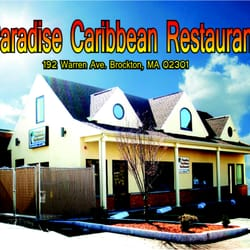 Paradise Caribbean Restaurant Brockton Ma