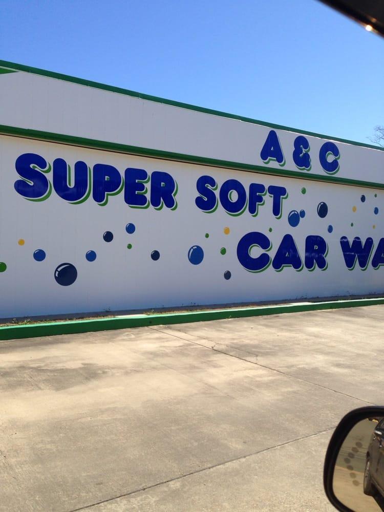 Bayou Splash & Dash: 601 S 5th St, Leesville, LA
