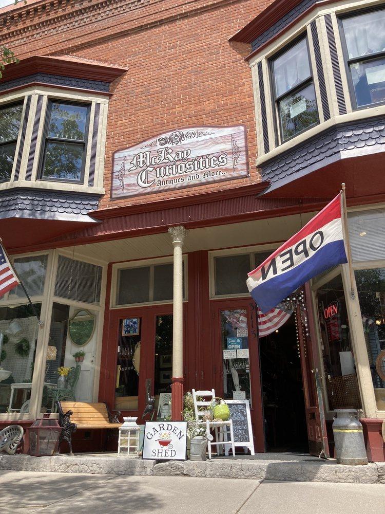 McKay's Antiques: 3113 Main St, Caledonia, NY