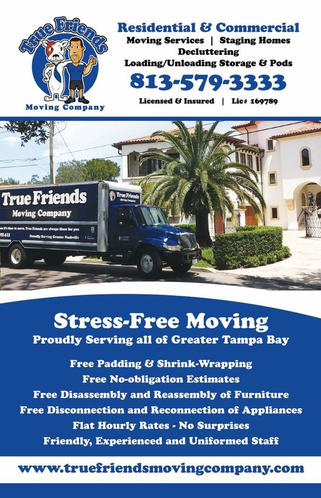 true friends moving company 10 photos movers tampa bay fl