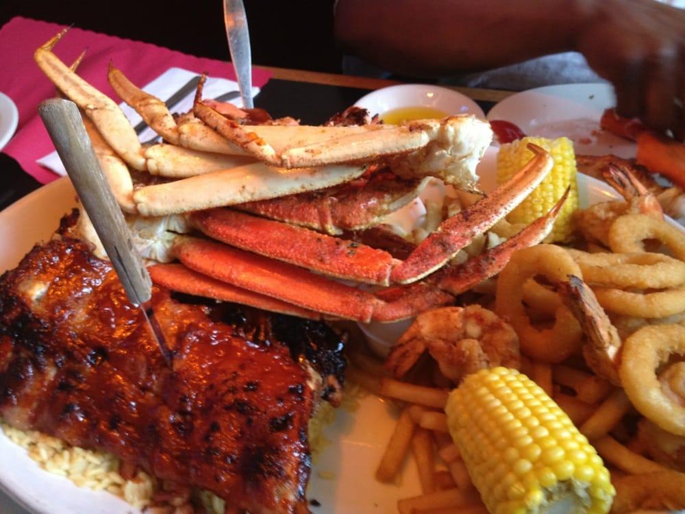 Photo Of The Original Crab Shanty Restaurant Bronx Ny United States Barbecue