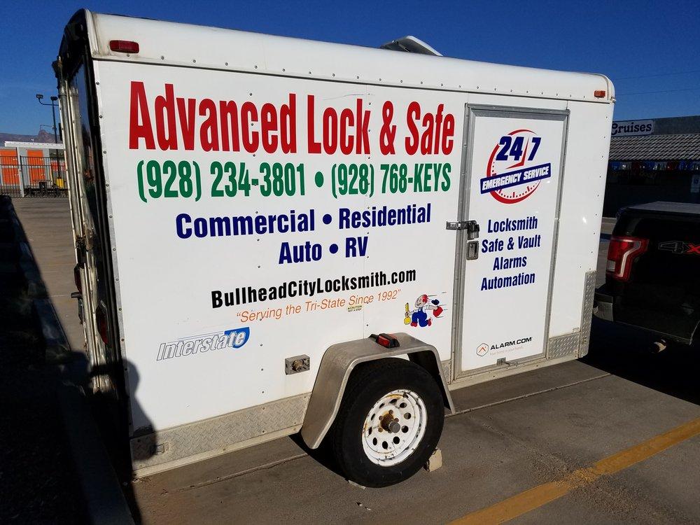 Advanced Lock & Safe: 1900 Wendell Ave, Bullhead City, AZ