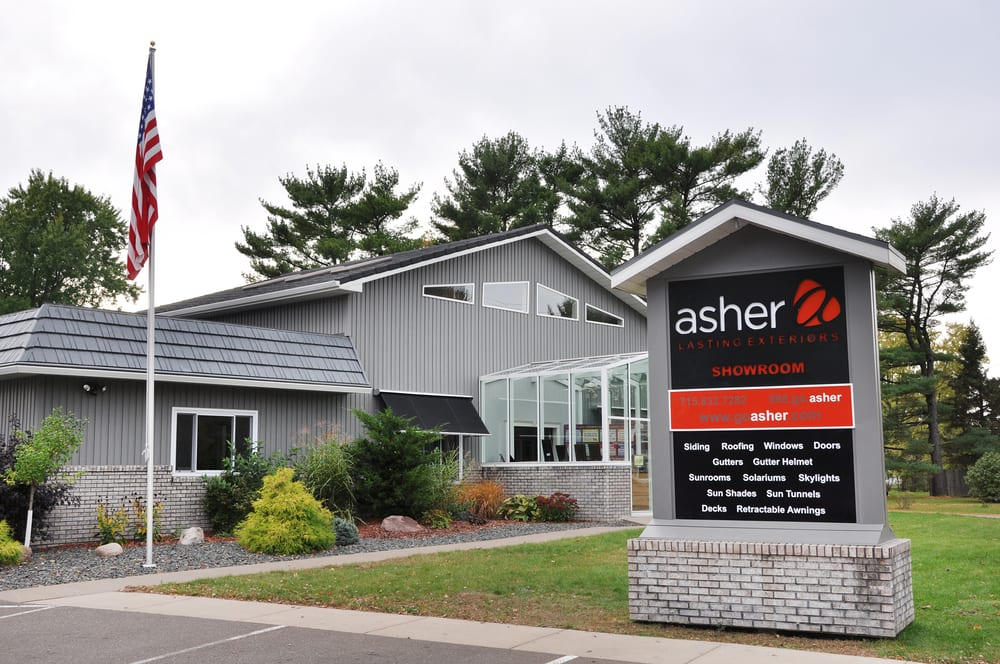 Asher Lasting Exteriors: 2309 W Cameron St, Eau Claire, WI