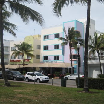 Photo Of Starlite Hotel Miami Beach Fl United States View