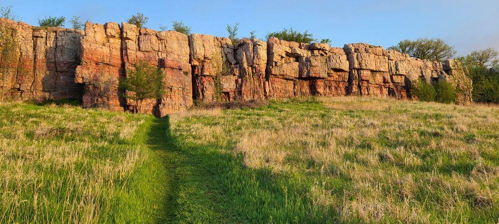 Blue Mounds State Park: RR 1, Luverne, MN