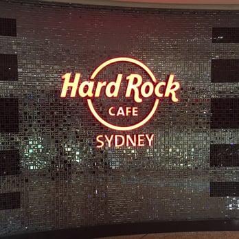 Hard Rock Cafe Sydney Burger Price