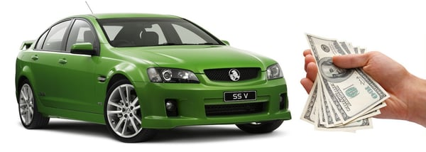 Holden Cash Buyers Sydney