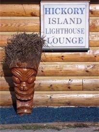 Hickory Island Lighthouse Lounge: 48 Hwy 19 S, Inglis, FL