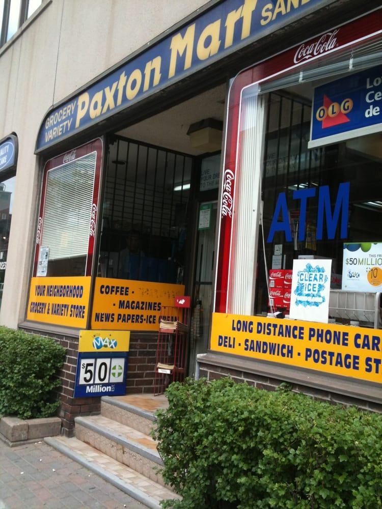 Paxton Mart